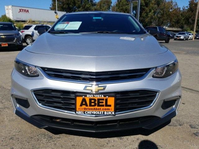 Chevrolet Malibu 2018 price $17,353