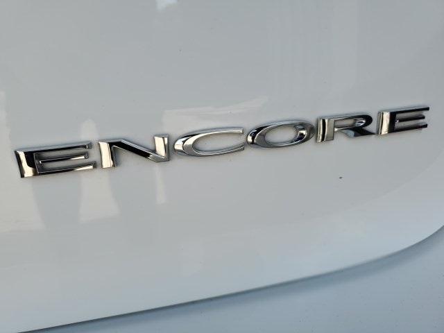 Buick Encore 2017 price $16,007