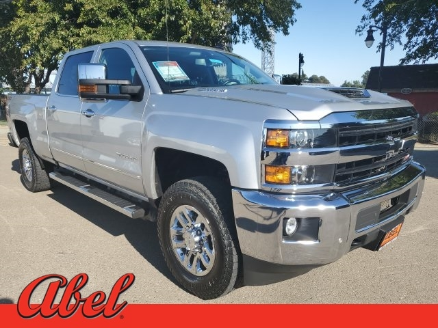 Chevrolet Silverado 3500HD 2018 price $49,165