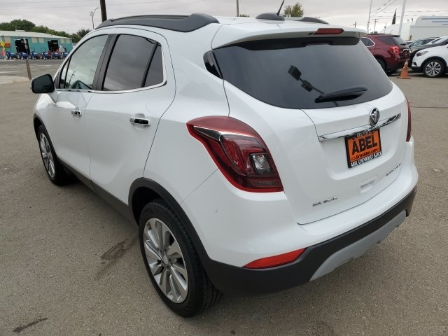 Buick Encore 2017 price $16,305