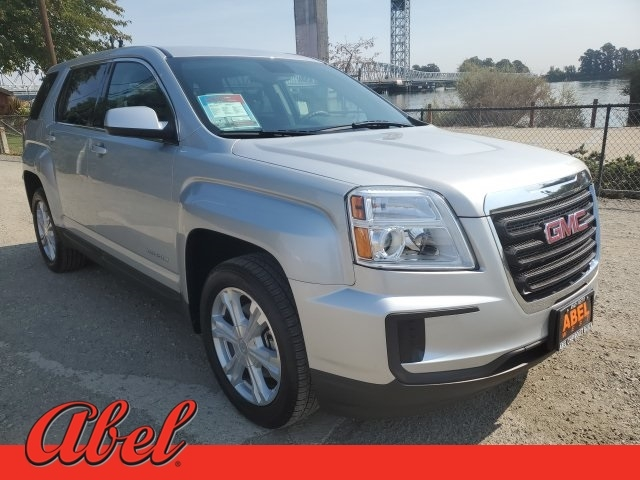 GMC Terrain 2017 price $17,416