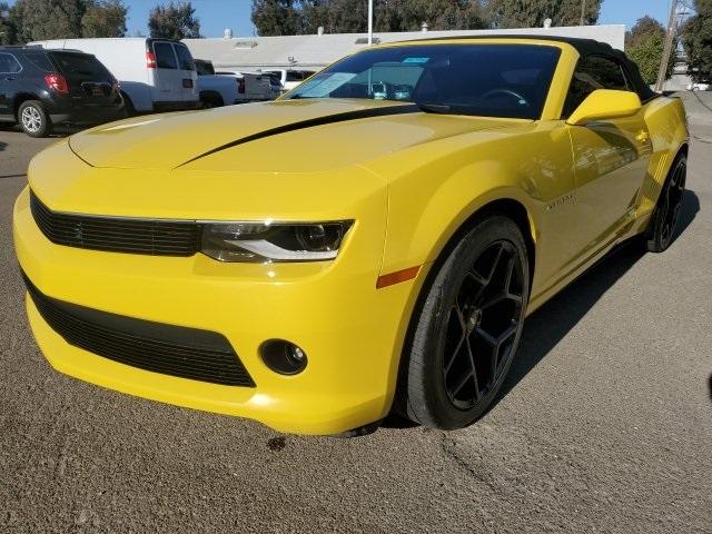 Chevrolet Camaro 2014 price $16,516