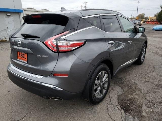 Nissan Murano 2018 price $19,248
