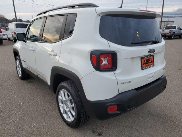 Jeep Renegade 2019 price $19,323