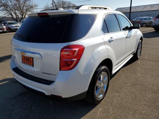 Chevrolet Equinox 2016 price $15,331