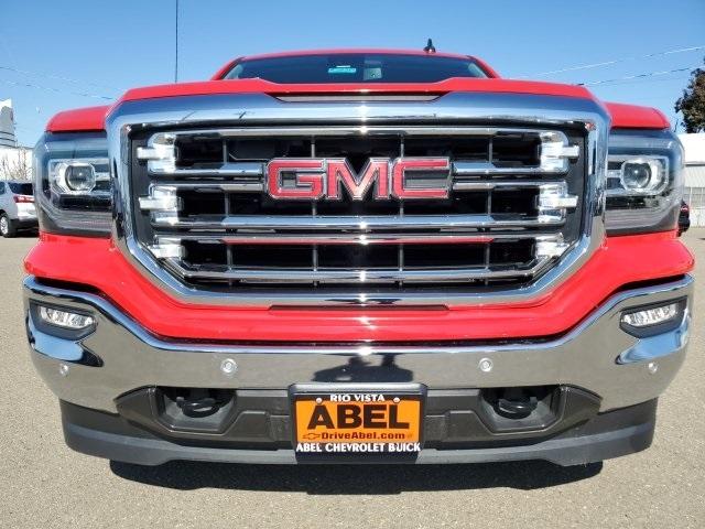GMC Sierra 1500 2018 price $38,776