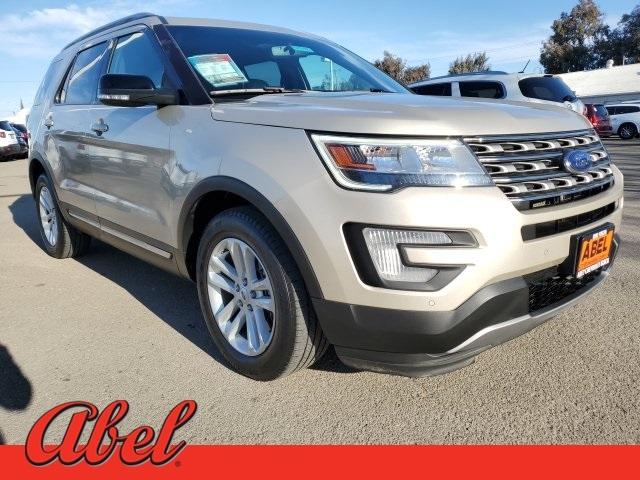 Ford Explorer 2017 price $22,538