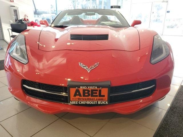 Chevrolet Corvette 2016 price $42,992