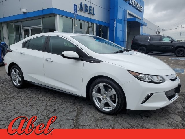 Chevrolet Volt 2017 price $16,659