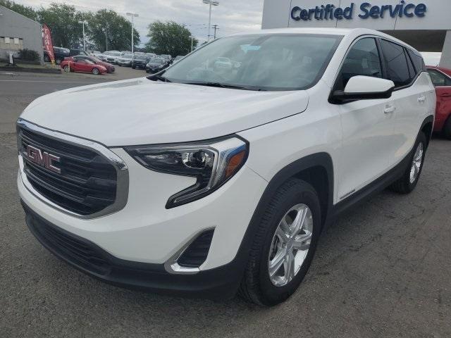 GMC Terrain 2018 price $19,213