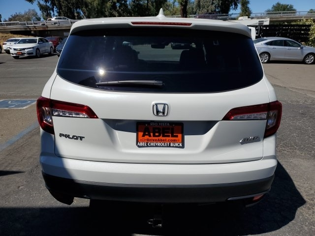 Honda Pilot 2020 price $35,521