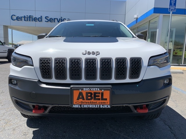 Jeep Cherokee 2019 price $25,319