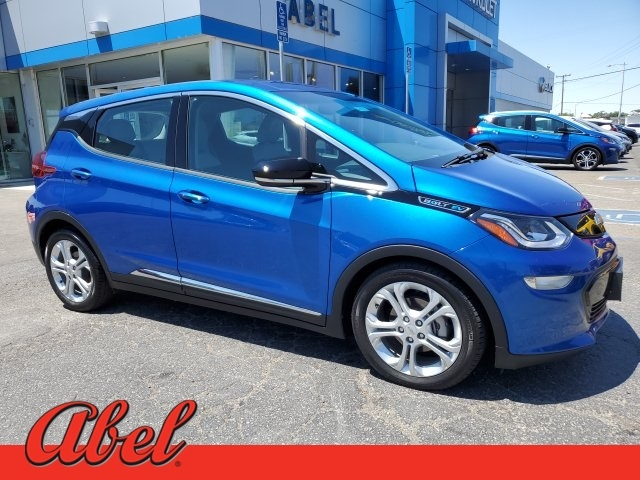 Chevrolet Bolt EV 2017 price $20,781