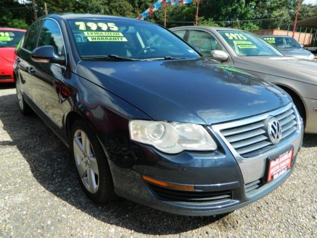 2008 Volkswagen Passat Sedan