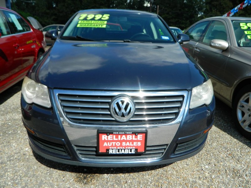Volkswagen Passat Sedan 2008 price $6,500