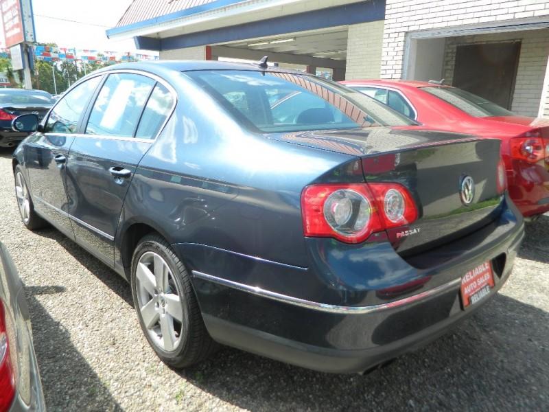 Volkswagen Passat Sedan 2008 price $6,800