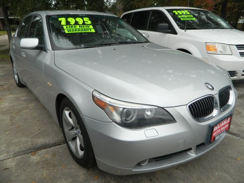 BMW 5-Series 2006 price $6,900
