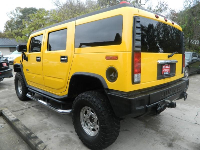 Hummer H2 2005 price $12,900