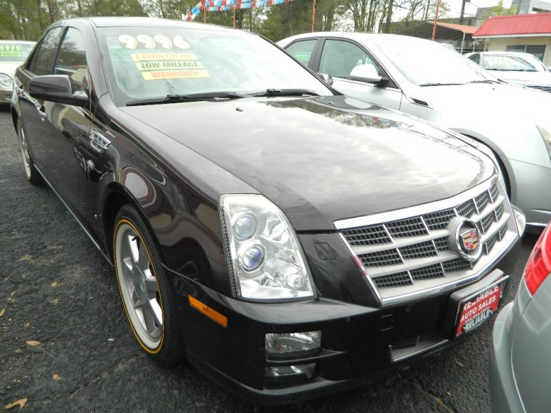 Cadillac STS 2009 price $9,500