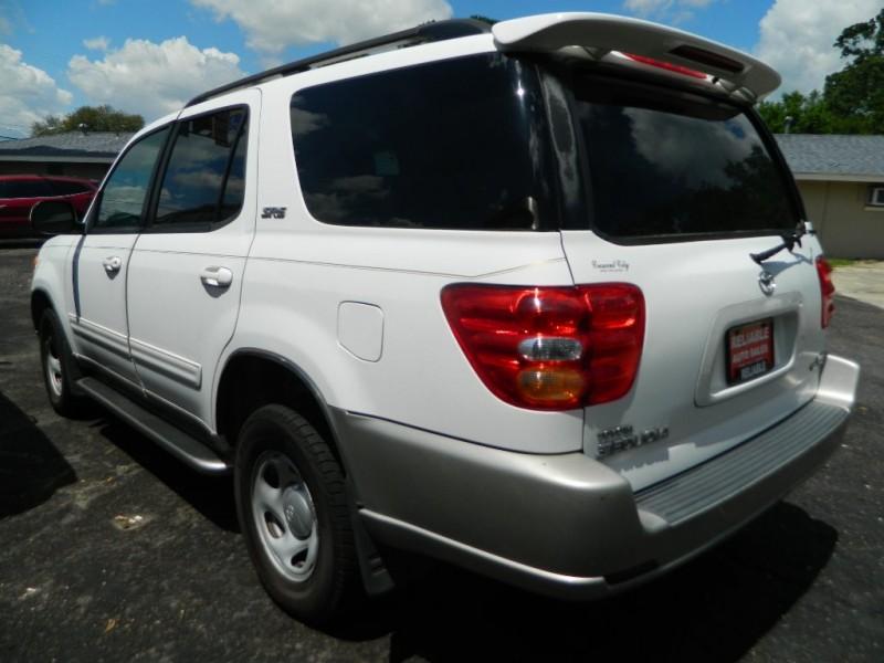 TOYOTA SEQUOIA 2002 price $5,300