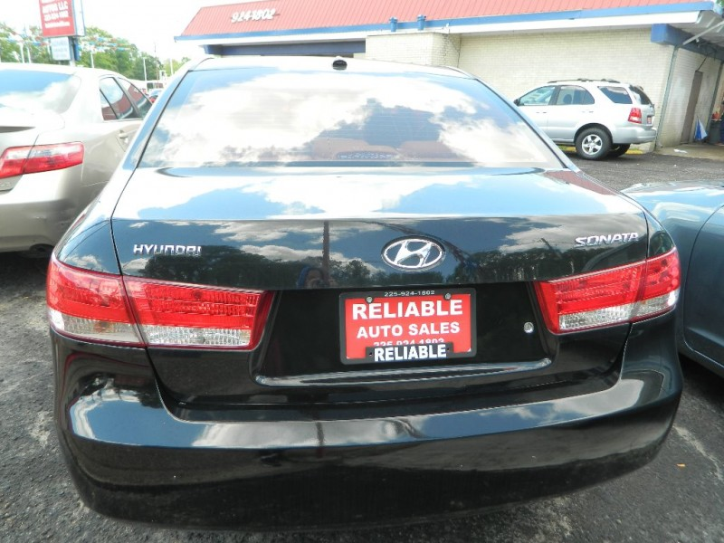 HYUNDAI SONATA 2008 price $4,900