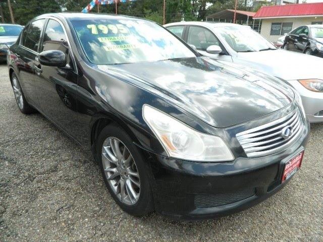 INFINITI G35 2007 price $6,300