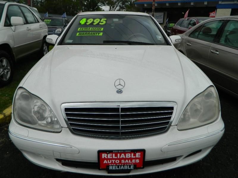 MERCEDES-BENZ S-CLASS 2005 price $3,900