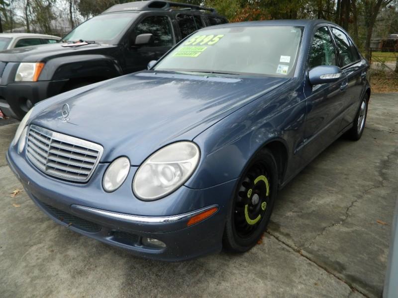 MERCEDES-BENZ E-CLASS 2006 price $4,900
