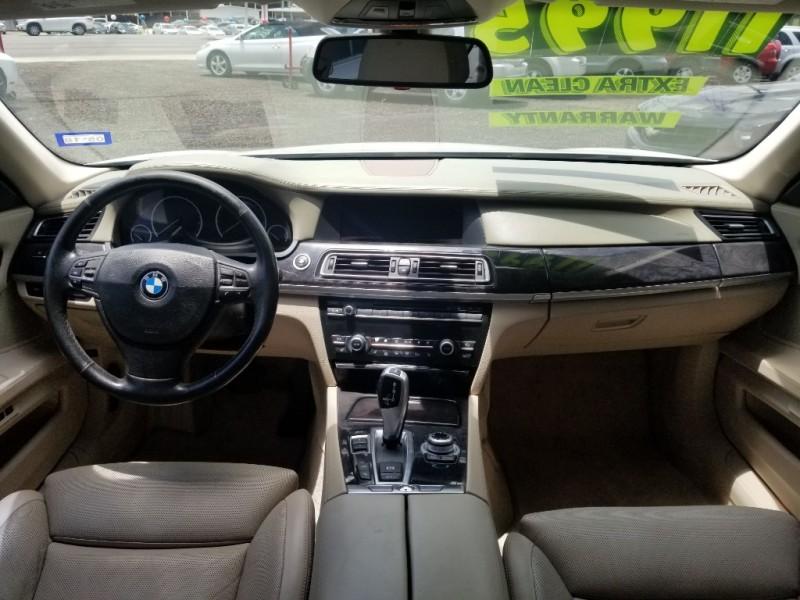 BMW 750 2009 price $11,500
