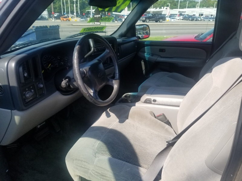 Chevrolet TAHOE 2001 price 4500
