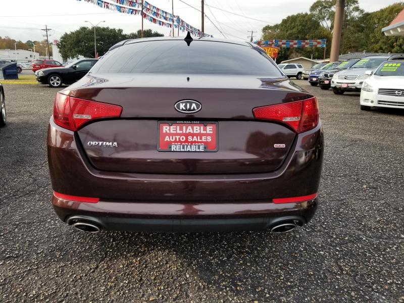 Kia OPTIMA 2012 price 8500