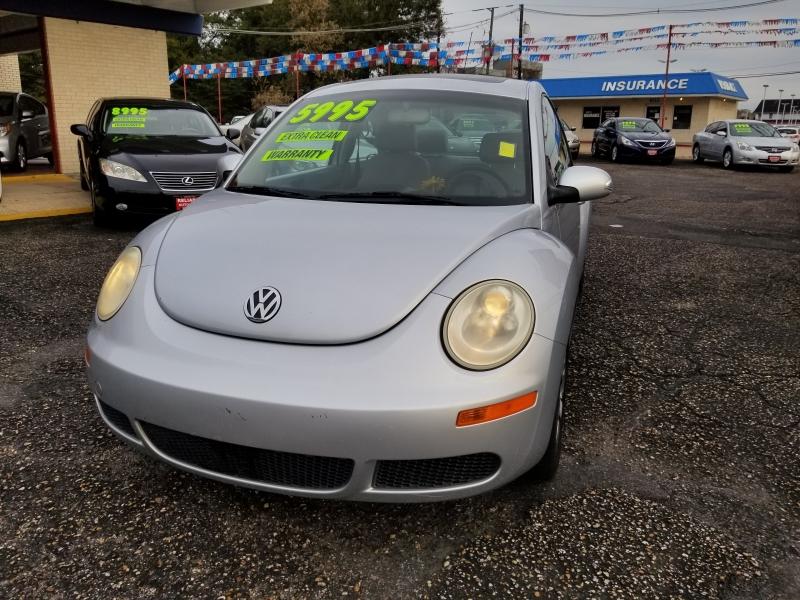 Volkswagen NEW BEETLE 2006 price 5300