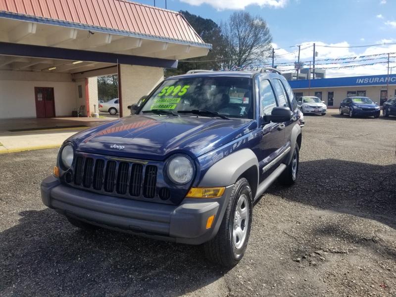 Jeep LIBERTY 2007 price 5500