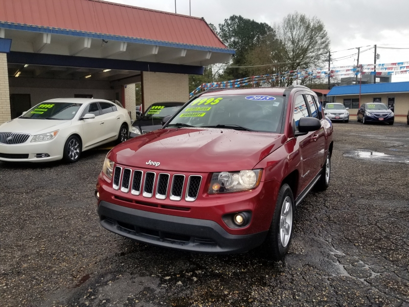 Jeep COMPASS 2015 price 9900