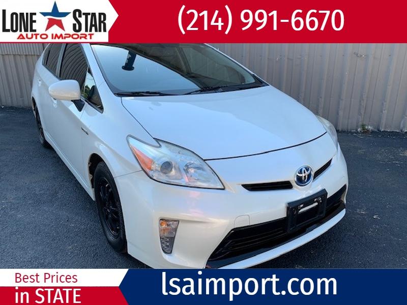 Toyota Prius 2012 price $7,495