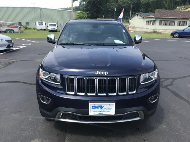 Jeep Grand Cherokee 2015 price $25,387