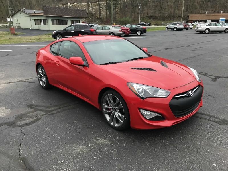 Hyundai Genesis Coupe 2013 price $19,999