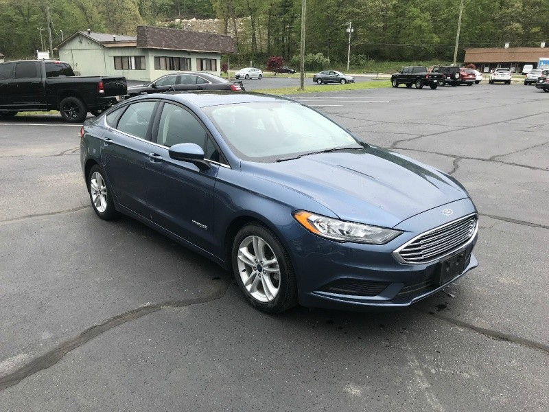 Ford Fusion Hybrid 2018 price $17,999