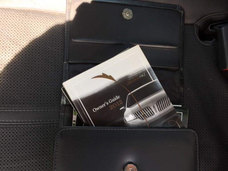 Lincoln MKZ 2012 price $10,824