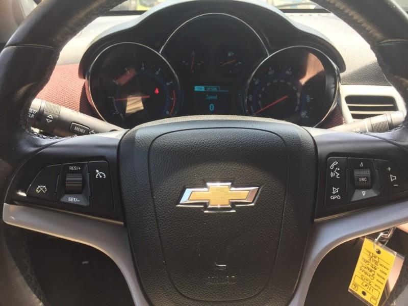 Chevrolet Cruze 2013 price $8,442
