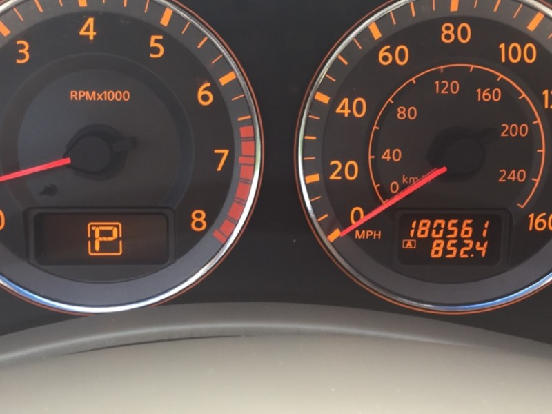 Infiniti FX35 2008 price $7,677