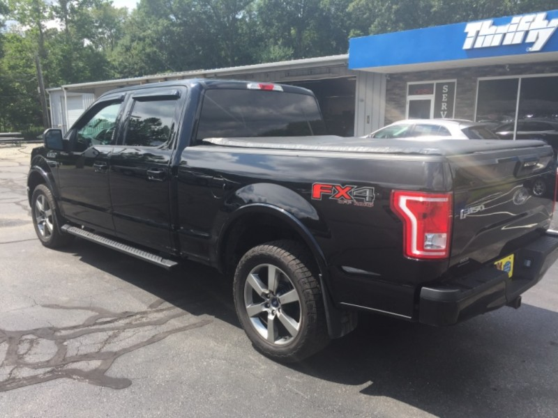Ford F-150 2016 price $31,798