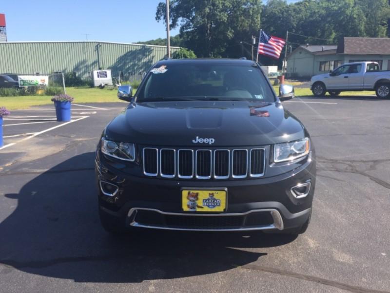 Jeep Grand Cherokee 2016 price $28,544