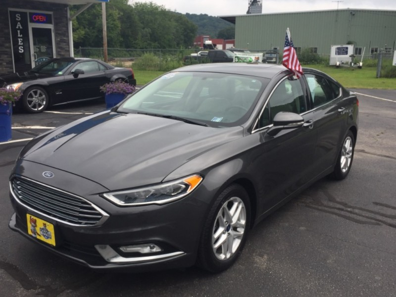 Ford Fusion 2017 price $13,415