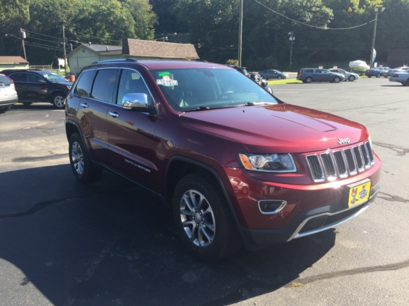 Jeep Grand Cherokee 2016 price $25,978