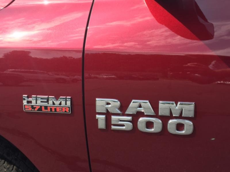 Ram 1500 2016 price $26,277
