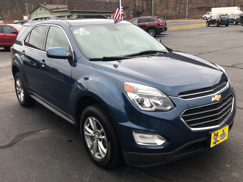 Chevrolet Equinox 2017 price $17,455