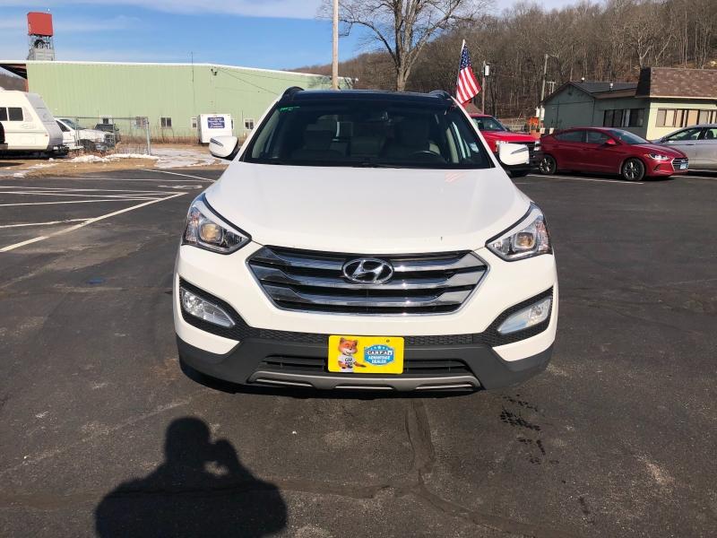 Hyundai Santa Fe Sport 2014 price $12,998