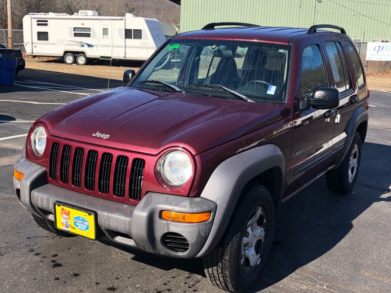 Jeep Liberty 2003 price $4,899