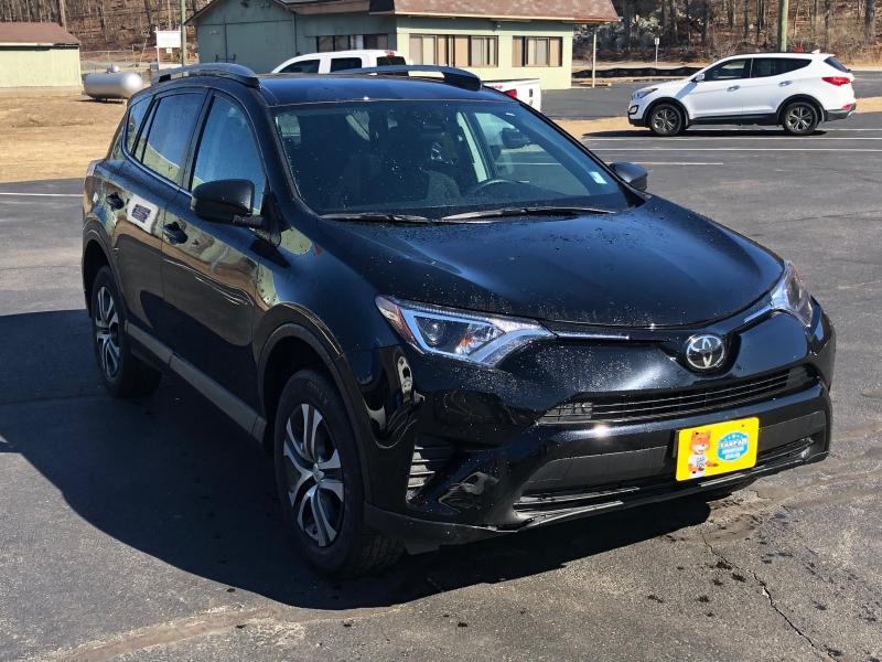 Toyota RAV4 2017 price $19,999